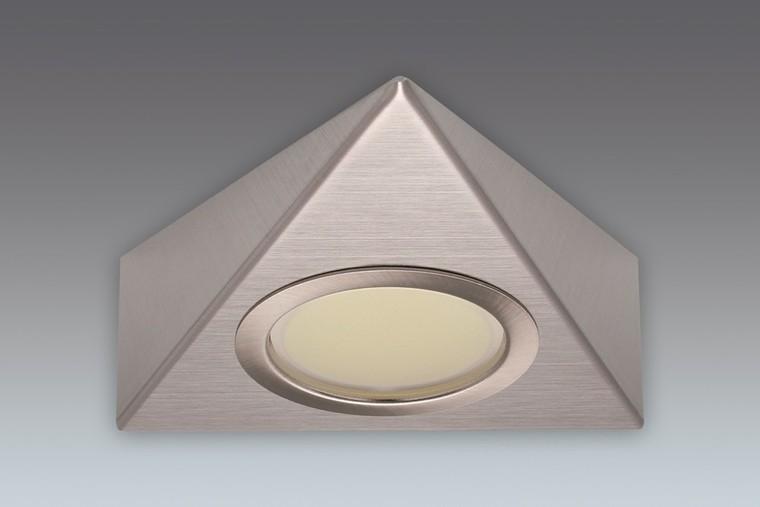 Keukenverlichting Onderbouw Led : Keukenverlichting ? LED Elektra 24 Volt driehoek armatuur (artikelnr